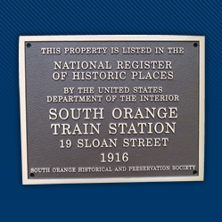 National Register Customized Plaques