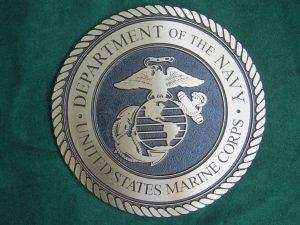 Bronze Marine Seal