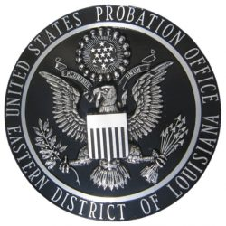 State Court Seal Plaque