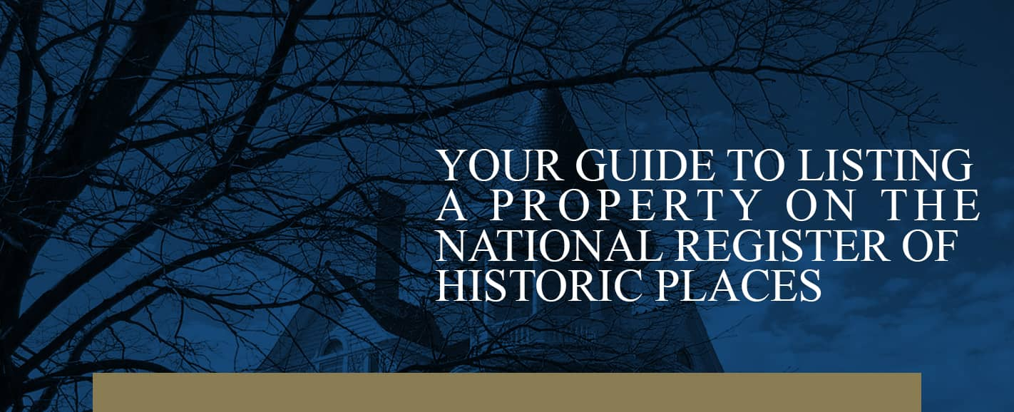 national register of historic places home