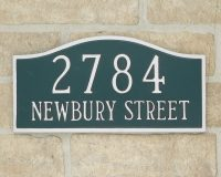 custom-aluminum-address-plaque